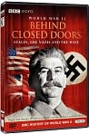 Video/DVD. Title: World War II: Behind Closed Doors