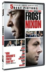 Frost/Nixon with Frank Langella: DVD Cover