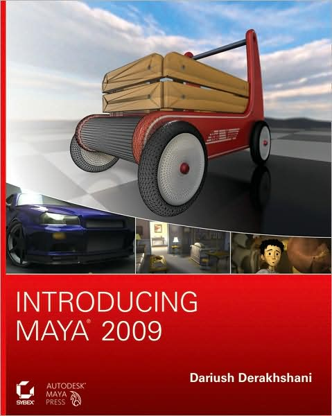 Introducing Maya 2009~tqw~ darksiderg preview 0