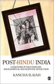 Post-Hindu India by Kancha Ilaiah: Book Cover