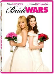 Bride Wars with Kate Hudson: DVD Cover