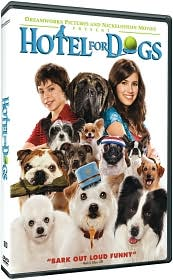 Hotel for Dogs with Emma Roberts: DVD Cover