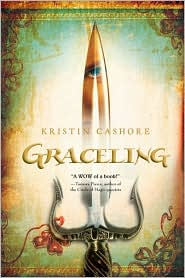 Graceling by Kristin Cashore: Book Cover