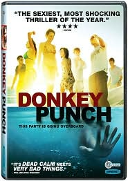 Donkey Punch with Robert Boulter: DVD Cover