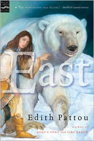 East by Edith Pattou cover