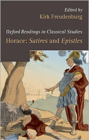 Horace : Satires and Epistles