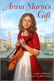 Anna Maria's Gift by Robert Papp: Book Cover