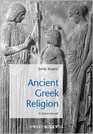 Ancient Greek Religion : A Sourcebook