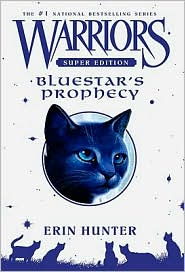Warriors Super Edition by Erin Hunter: Book Cover