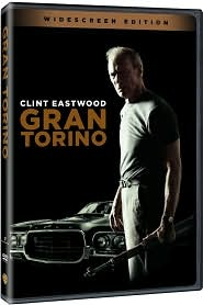 Gran Torino with Clint Eastwood: DVD Cover