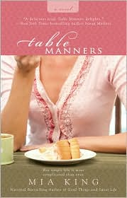 Table Manners by Mia King: Book Cover