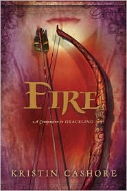Fire by Kristin Cashore: Book Cover
