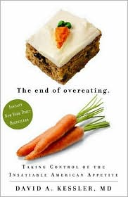 The End of Overeating by David A. Kessler: Book Cover