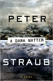 A Dark Matter by Peter Straub: Book Cover