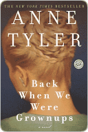 Back When We Were Grownups by Anne Tyler: Download Cover