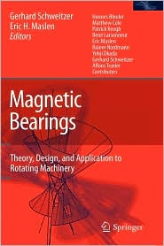 Magnetic Bearings: Theory, Design, and ...