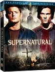 Video/DVD. Title: Supernatural - Season 4