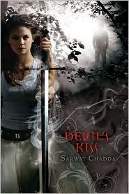 The Devil's Kiss by Sarwat Chadda: Book Cover