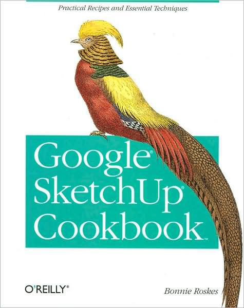 Google SketchUp Cookbook~tqw~_darksiderg preview 0