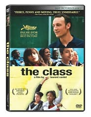 The Class with Fran�ois Begaudeau: DVD Cover