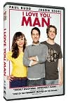 Video/DVD. Title: I Love You, Man