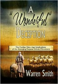 Wonderful Deception by Warren Smith: Book Cover