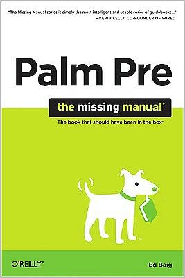 Palm Pre the Missing Manual~tqw~_darksiderg preview 0