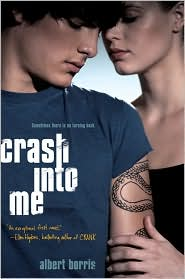 Crash into Me by Albert Borris: Book Cover