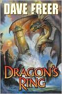 Dragon's Ring by Dave Freer: Book Cover