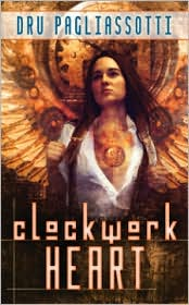 Clockwork Heart by Dru Pagliasotti: Book Cover