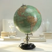 Product Image. Title: Weber Costello Globe