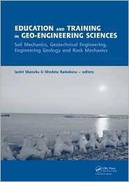 Education and Training in Geo-Engineeri...