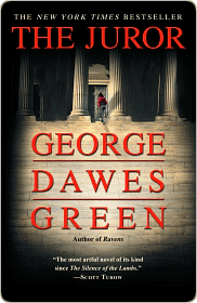 The Juror by George Dawes Green: Download Cover
