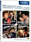 Video/DVD. Title: Hitchcock Thrillers - TCM Greatest Classic Films Collection