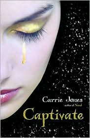 Captivate by Carrie Jones: Book Cover