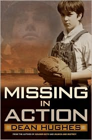 Missing in Action by Dean Hughes: Book Cover