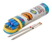 Product Image. Title: Smencils Gourmet-Scented Pencils in Pouch -Set of 10
