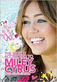 The World According to Miley Cyrus: DVD Cover