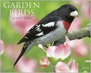 2010 Garden Birds of North America Wall Calendar by Willow Creek Press: Calendar Cover