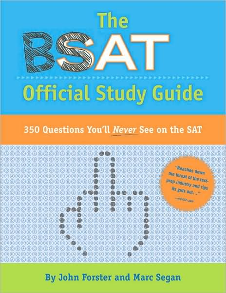 BSAT Official Study Guide Book