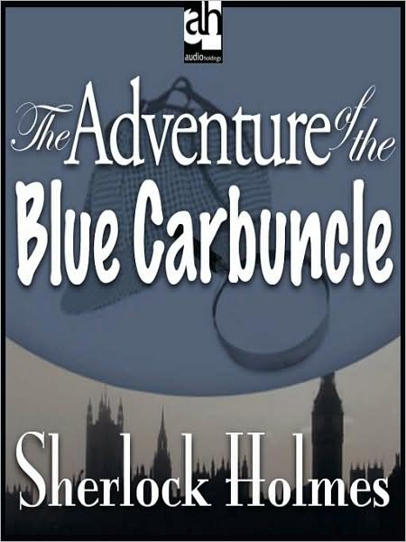 Adv of Blue Carbuncle