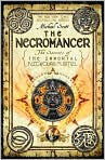 Book Cover Image. Title: The Necromancer (The Secrets of the Immortal Nicholas Flamel #4), Author: by Michael  Scott