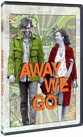 Away We Go with John Krasinski: DVD Cover