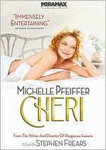 Cheri with Michelle Pfeiffer: DVD Cover