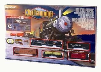 Chattanooga Choo-Choo Electric Train Set