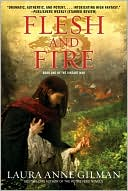 Flesh and Fire by Laura Anne Gilman: Book Cover