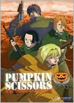 Video/DVD. Title: Pumpkin Scissors