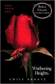 Wuthering Heights, Emily Bronte, Book - Barnes & Noble :  cover classic twilight edward