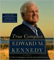 True Compass by Edward M. Kennedy: CD Audiobook Cover