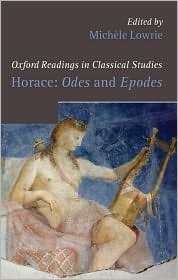 Horace : Odes and Epodes